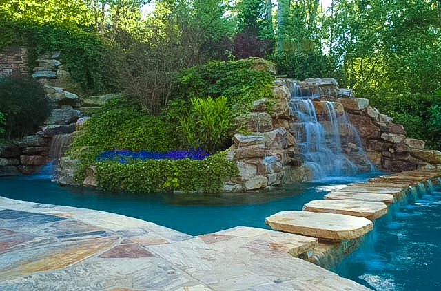 Catalina Pool Landscape Design - Catalina Pool Landscape Design